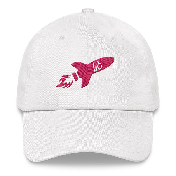 bb Rocket Logo Dad Hat