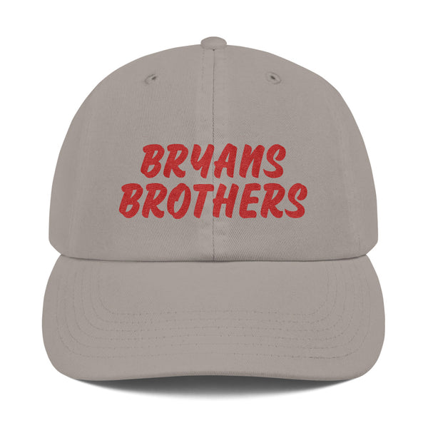 Bryans Brothers X Champion Dad Hat