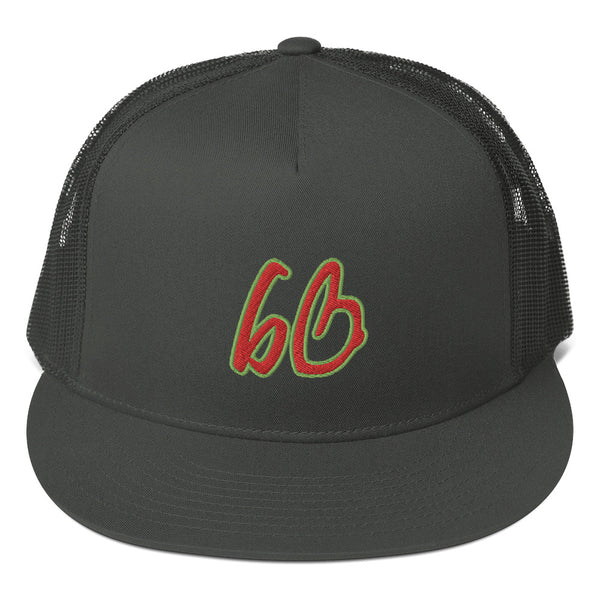 bb Protest Trucker Hat