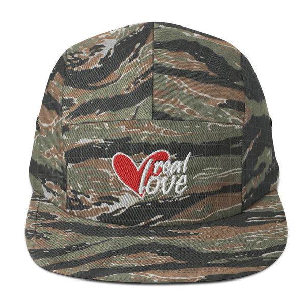 Real Love Five Panel Hat
