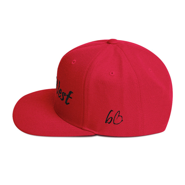 Mid West Snapback Hat