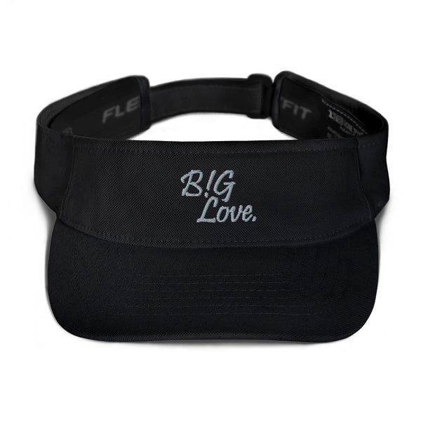 B!G Love Flexfit Visor