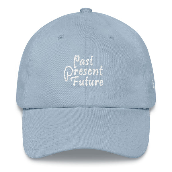 Past Present Future Dad Hat