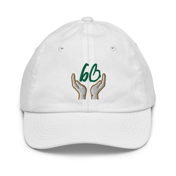 bb In Good Hands Youth Baseball Hat