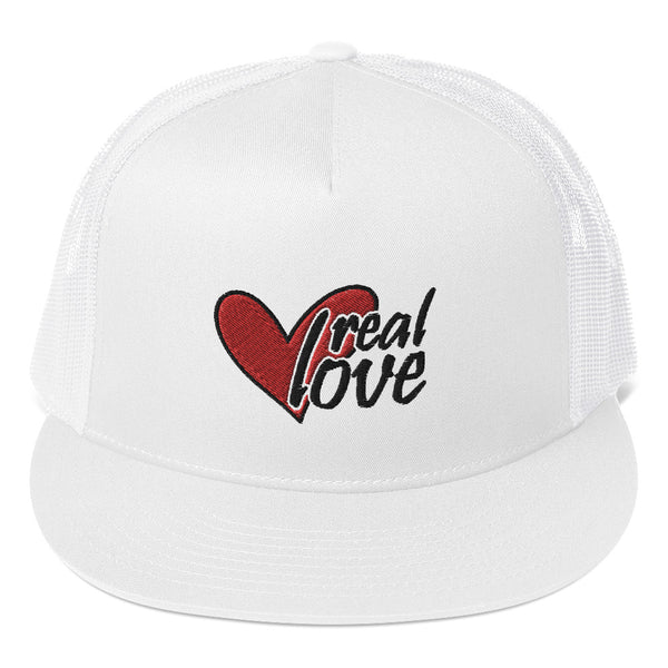 Real Love Trucker Hat