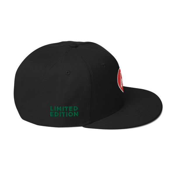 bb Heart Logo Limited Edition Snapback Hat