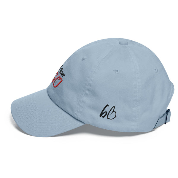 Check Your Ego Dad Hat
