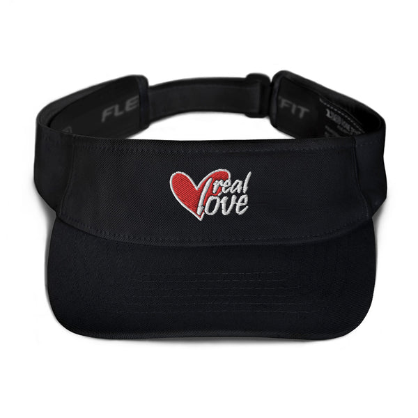 Real Love FlexFit Visor