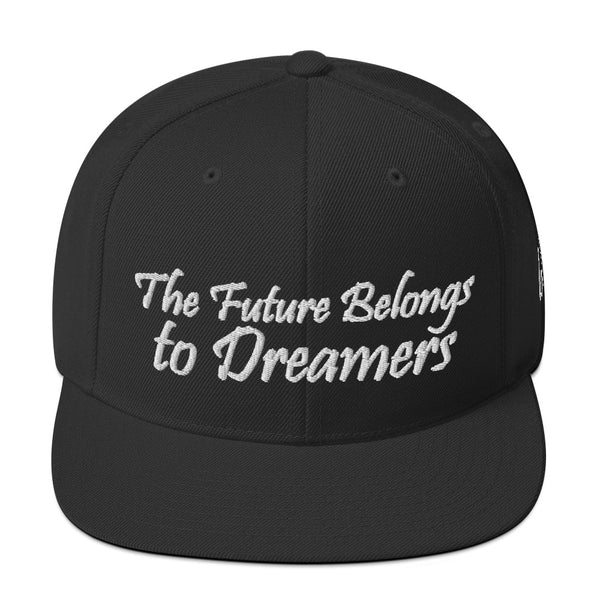 The Future Belongs To Dreamers Snapback Hat