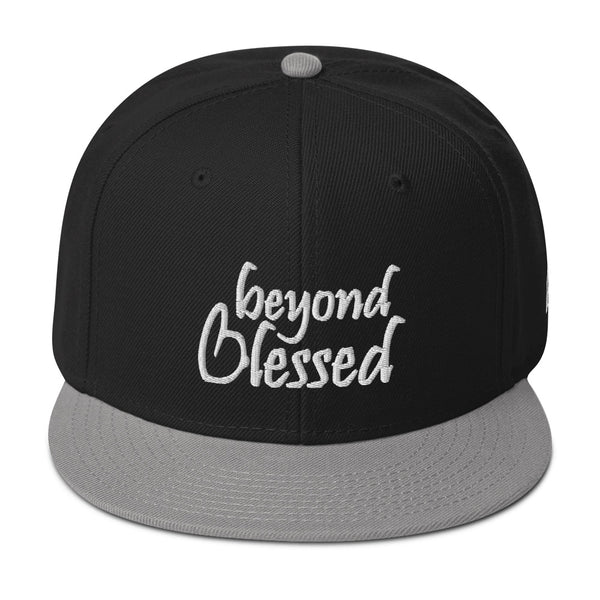 Beyond Blessed Snapback Hat