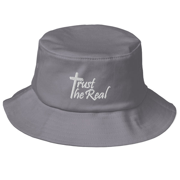 Trust The Real Old School Bucket Hat