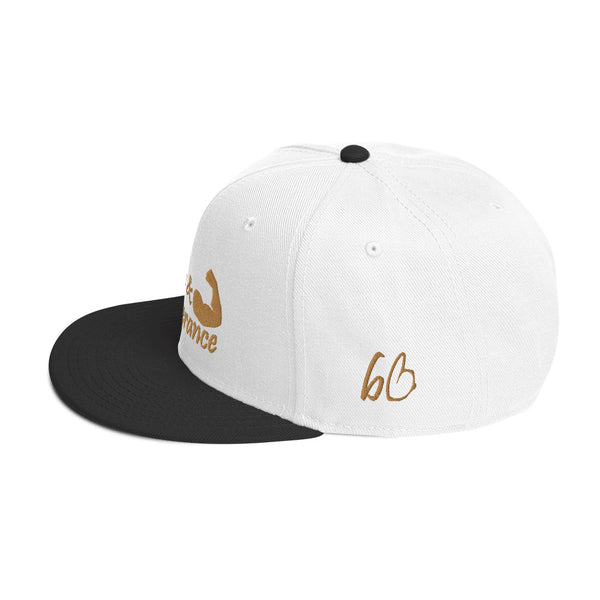 Courage & Perseverance Snapback Hat
