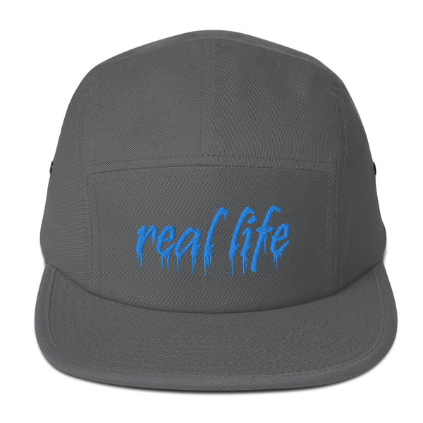 Real Life 5 Panel Hat