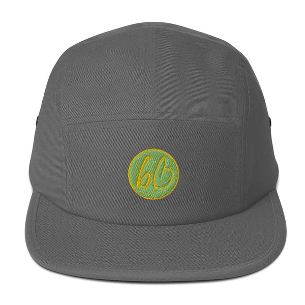 bb Patch Logo Five Panel Hat