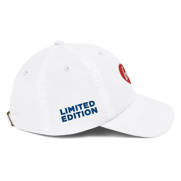 bb Heart Logo Limited Edition X Champion Dad Hat