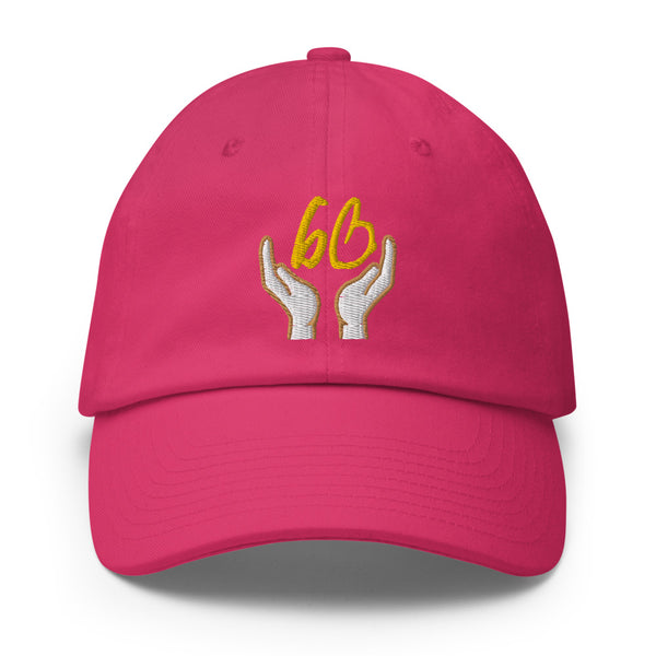 bb In Good Hands Cotton Dad Hat