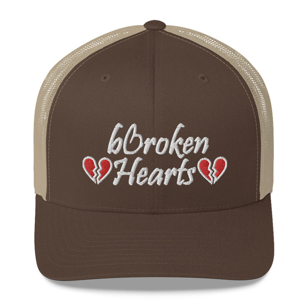 Broken Hearts Trucker Hat