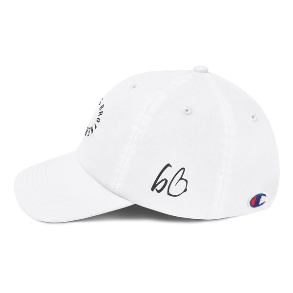 Bryans Brothers Circle Logo X Champion Dad Hat