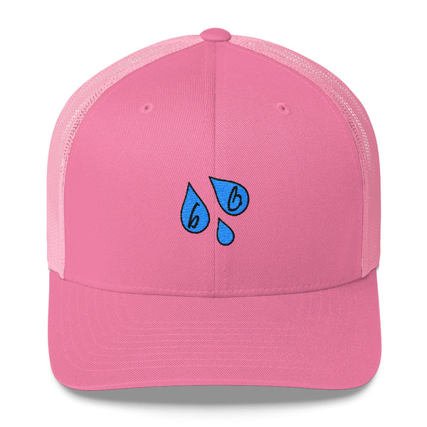 bb Drip Trucker Hat