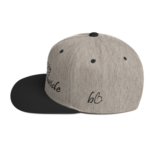 City To City We Worldwide Snapback Hat