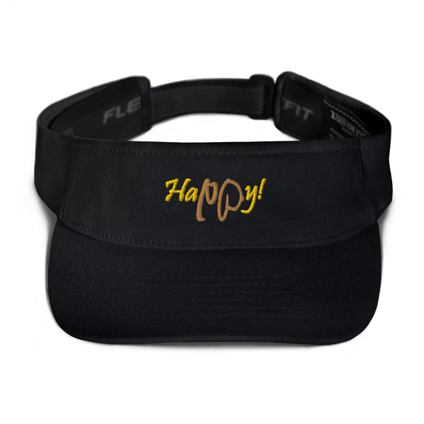 Happy! FlexFit Visor