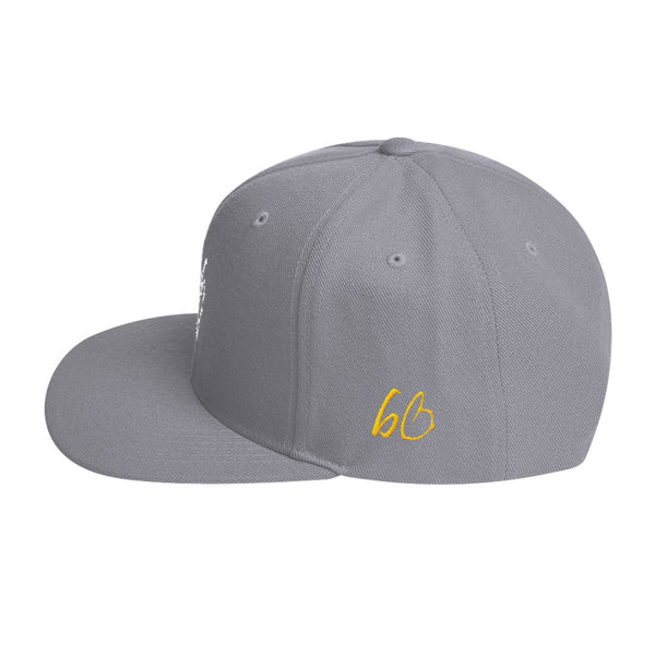 High End Snapback Hat