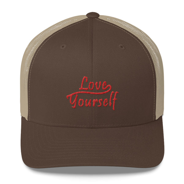 Love Yourself Trucker Hat