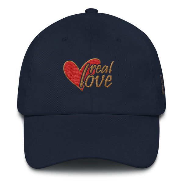Real Love Dad Hat