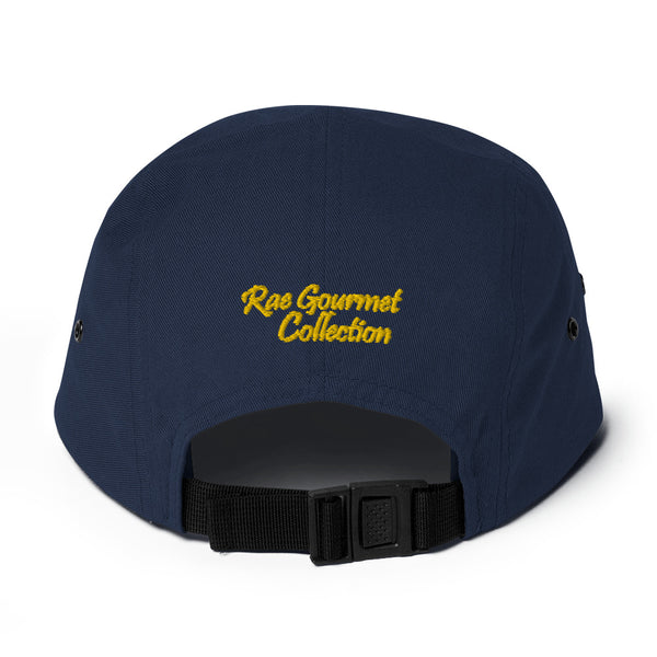 #DRIPPY Rae Gourmet Collection Five Panel Hat