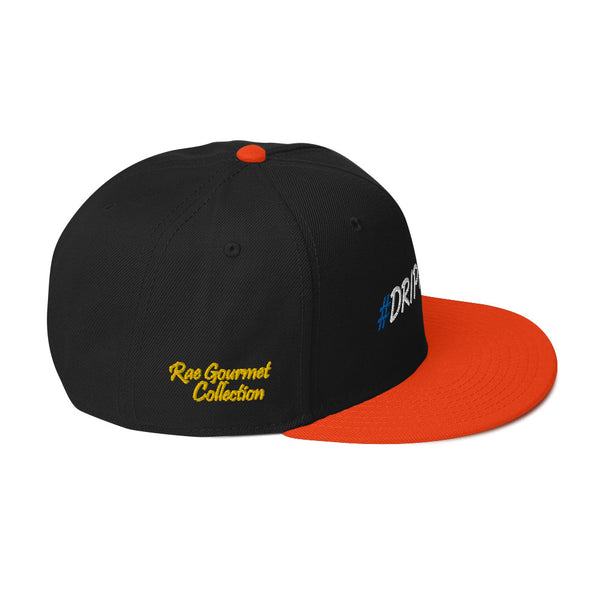 #DRIPPY Rae Gourmet Collection Snapback Hat