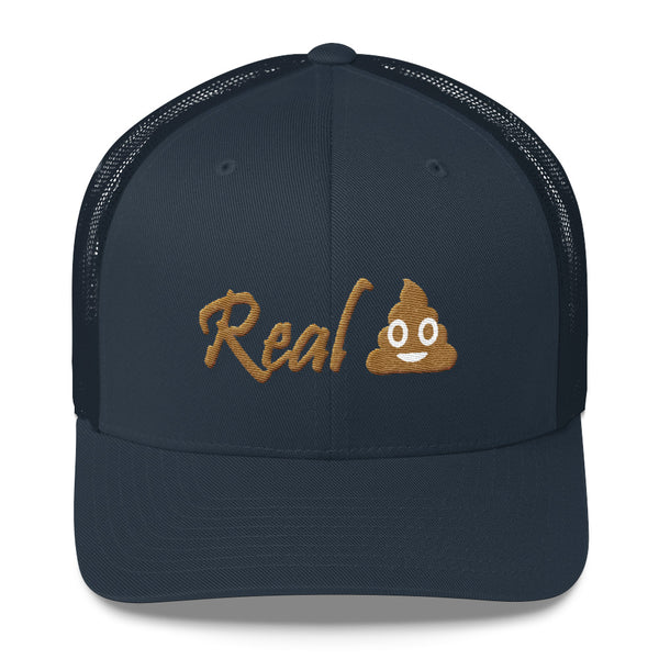 Real Shit Trucker Hat