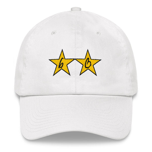 bb Gold Stars Dad Hat