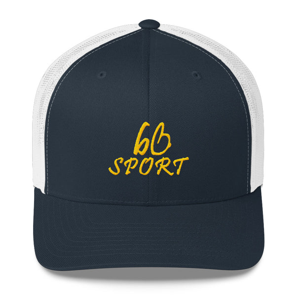 bb SPORT Trucker Hat