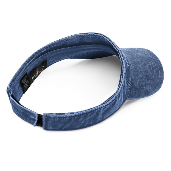 UNREAL Denim Flexfit Visor