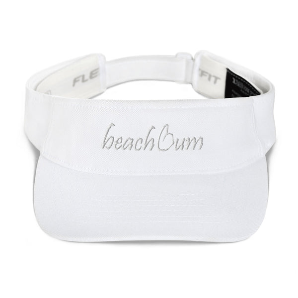 Beach Bum Flexfit Visor