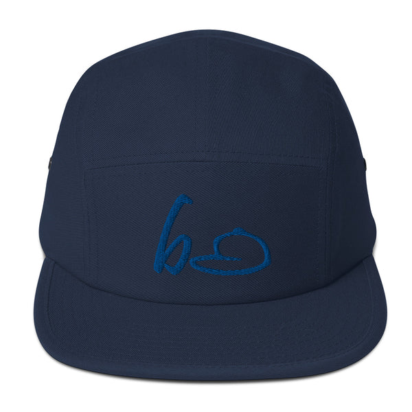 Spark Their Brains bb Logo Five Panel Hat