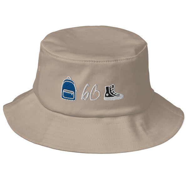 The bb Starter Pack Old School Bucket Hat