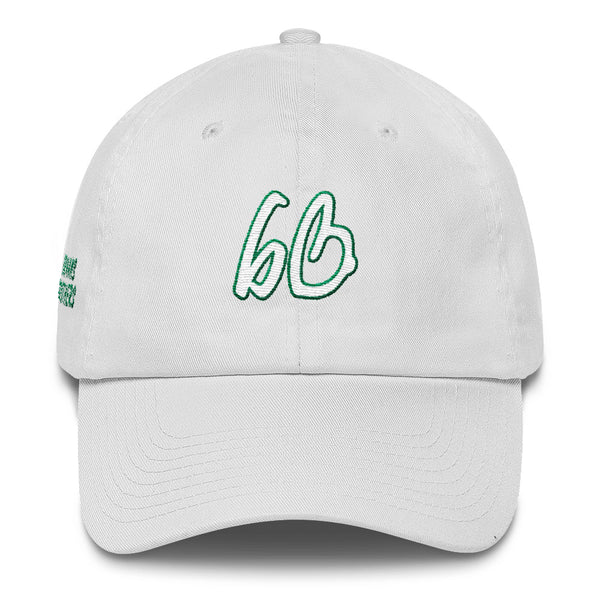 bb Logo Cotton Dad Hat