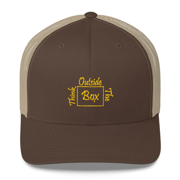 Think Outside The Box Rae Gourmet Collection Trucker Hat