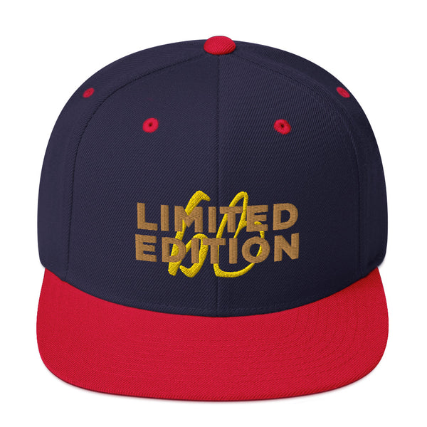 Limited Edition bb Logo Snapback Hat