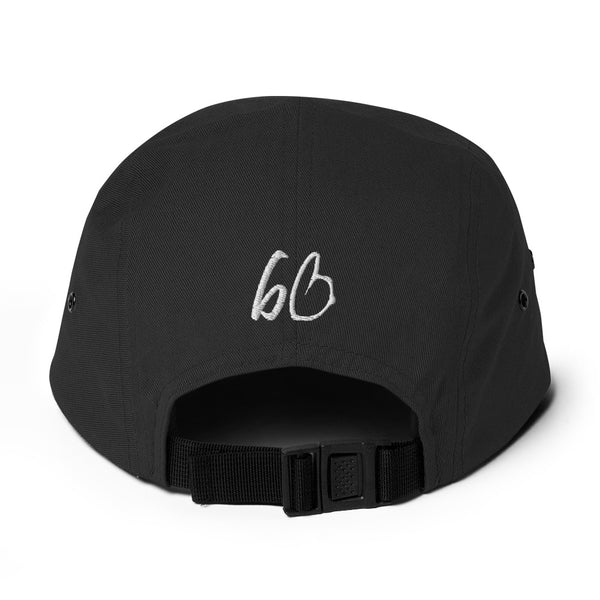 Bryans Bros Stickmen Logo Five Panel Hat