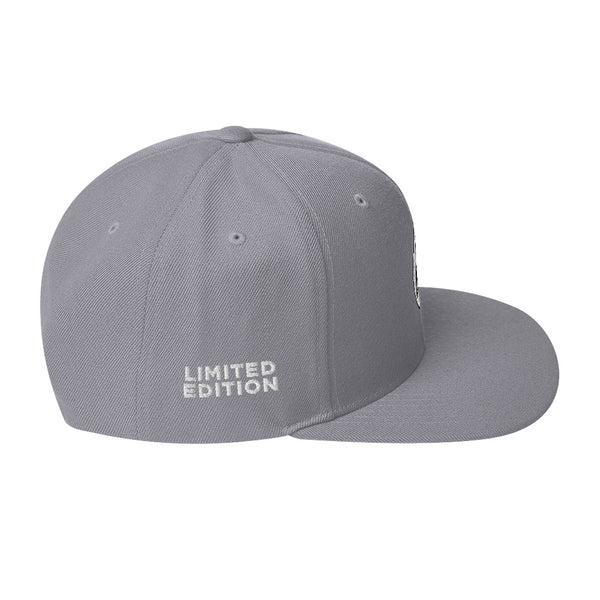 bb Patch Logo Limited Edition Snapback Hat