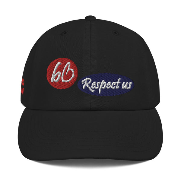 bb Respect Us Limited Edition Champion Dad Hat