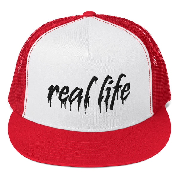 Real Life Trucker Hat