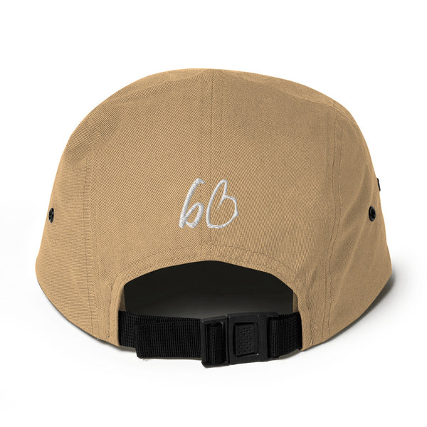 Courage & Perseverance Five Panel Hat