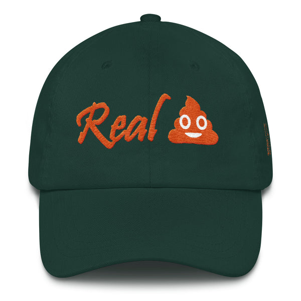 Real Shit Dad Hat
