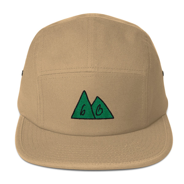 bb On An Island Five Panel Hat