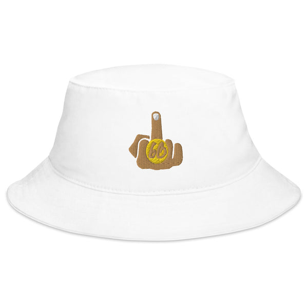 Middle Finger To The World Bucket Hat