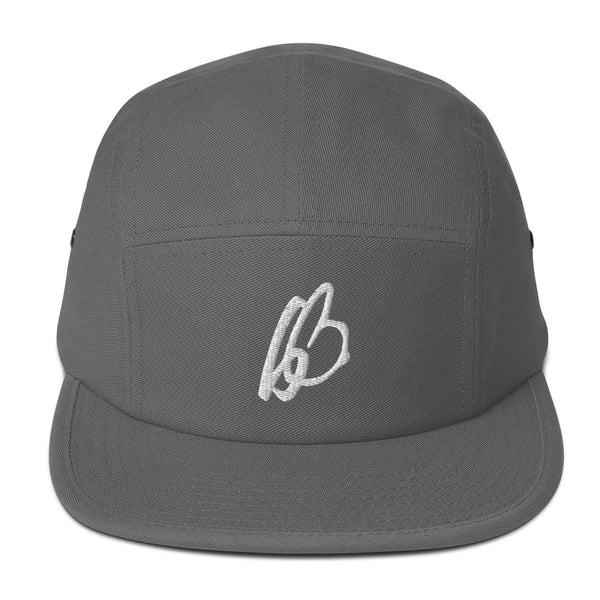 b On b Logo Five Panel Hat