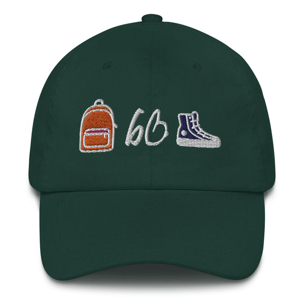 The bb Starter Pack Dad Hat